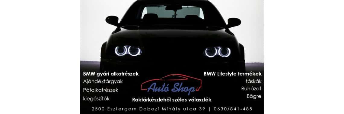 BMW gyári alkatrész