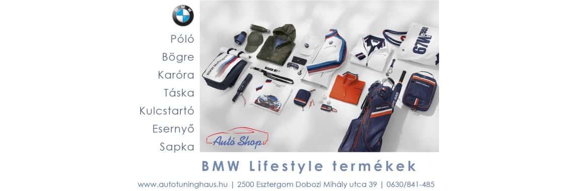 BMW lifestyle termékek, BMW ruházat