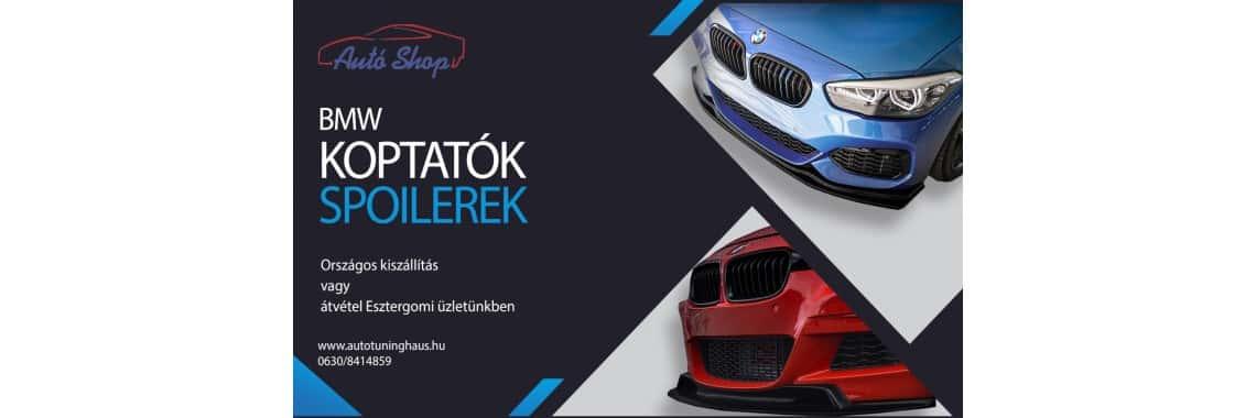 BMW koptató