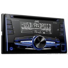 JVC KW-R520 2 din méretű autórádió (USB,AUX bemenet,)