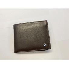 BMW barna bőr pénztárca
