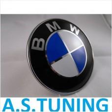 BMW 82MM EREDETI GYÁRI  EMBLÉMA