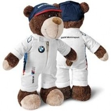 Motorsport Teddy maci