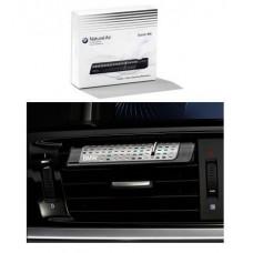 BMW valódi természetes Air Car illatosító tartó + 1 DB Starter Kit