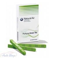 Eredeti BMW utántöltő Natural Air Car illatosító Zöld Tea illat
