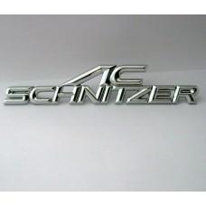 BMW AC SCHNITZER GRILL EMBLÉMA