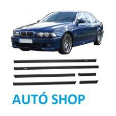 BMW E39 M5 M-DESING AJTÓ MOLDING , DÍSZCSÍK