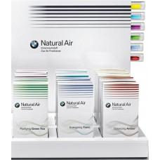 Eredeti BMW utántöltő Natural Air Car illatosító 3 különböző illatal  , parfümök Új 2015