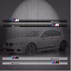 BMW MOTORSPORT MATRICA SZETT
