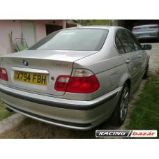 BMW E46   BONTOTT ALKATRÉSZEK