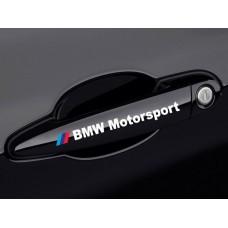 BMW M- MOTORSPORT MATRICA SZETT FEHÉR SZINŰ