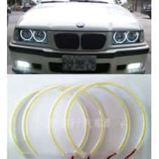 BMW ANGEL EYES  -- COB  --  LED 4 X 131MM