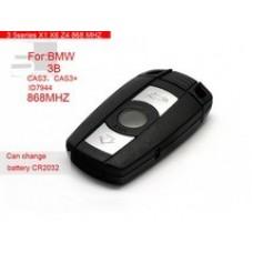 BMW KULCS 868MHZ  ID7944 E60,E61,E90,E91,E92,E65,E66,E83,E70,E87 X3, X5,X1