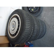 Michelin Alpin 195/65 R15
