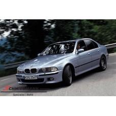 BMW E39 M-TECH DÍSZLÉC PDC