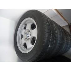 Michelin Alpin 245/55 R17