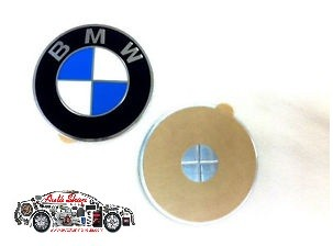 BMW ALUFELNI KUPAK  Embléma  65mm  ,E34,E36,E46,E39,E60,E90,E70,X5