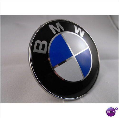 BMW 74MM MINŐSÉGI EMBLÉMA