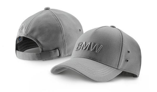 BMW Logo Baseball Sapka Unisex szürke színben