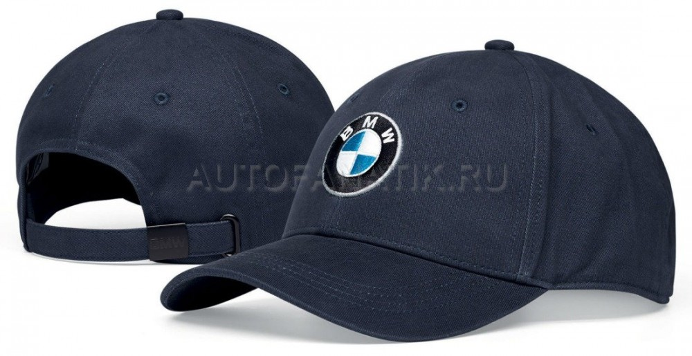 BMW Logo Baseball Sapka Unisex sötét kék színben