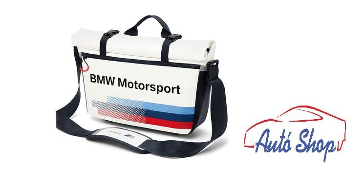 Motorsport oldaltáska