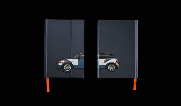 BMW MINI NOTEBOOK