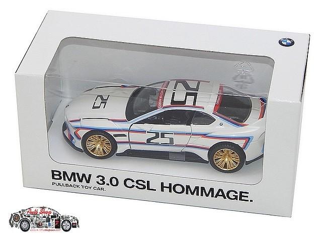 BMW 1:44 3.0 CSL HOMAGE  MODELLAUTÓ