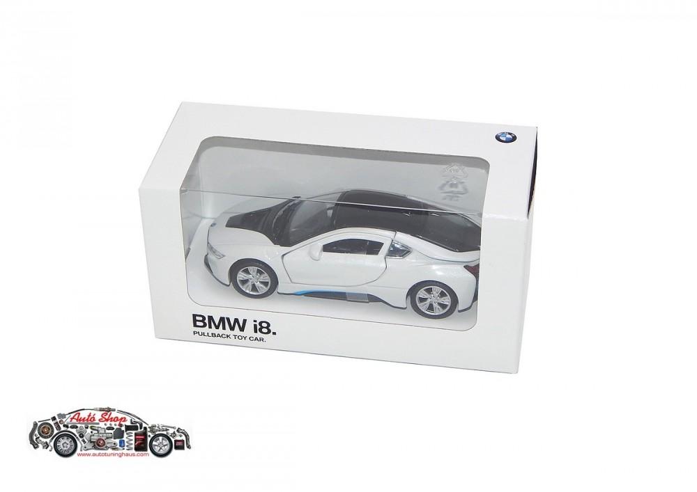 BMW 1:44 I8  MODELLAUTÓ