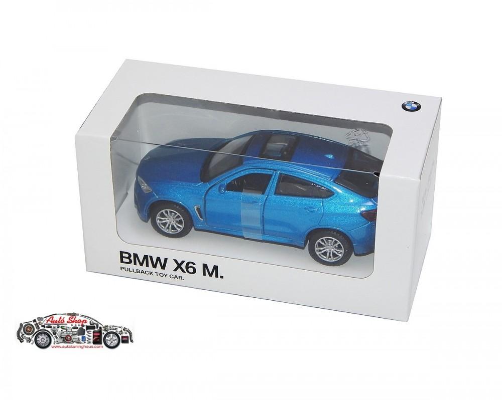 BMW 1:44 X6 M   MODELLAUTÓ