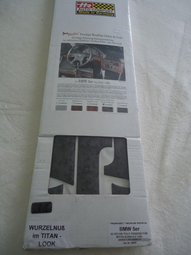 BMW E34 FA BELTÉR DEKOR BETÉTEK