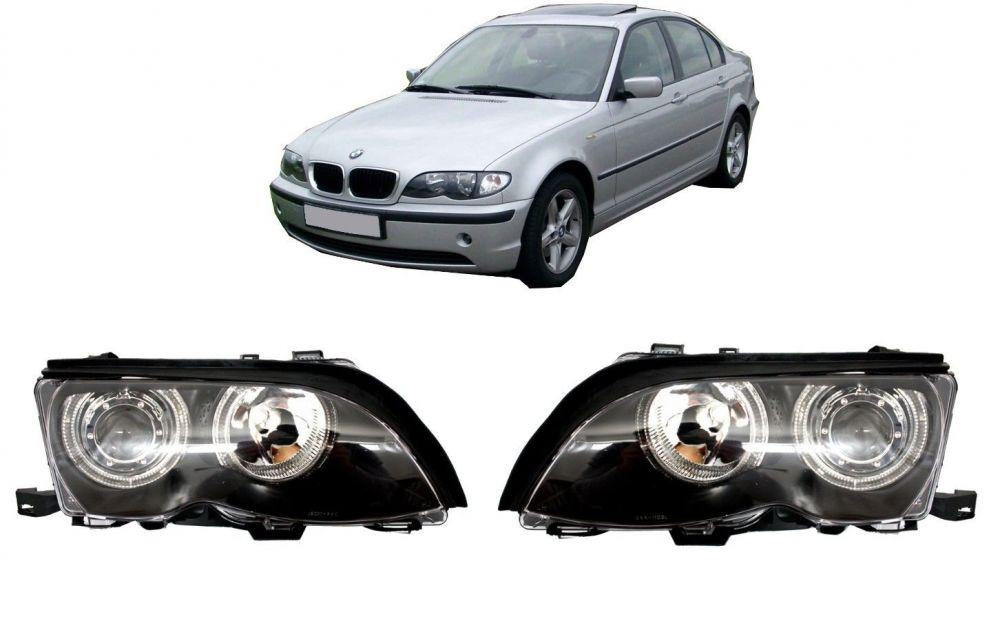 BMW E46 ELSŐ LÁMPA  2001-2004