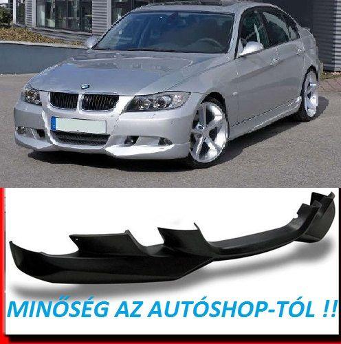 BMW E90 , E91 ELSŐ LÖKHÁRITÓ TOLDAT SZPOILER