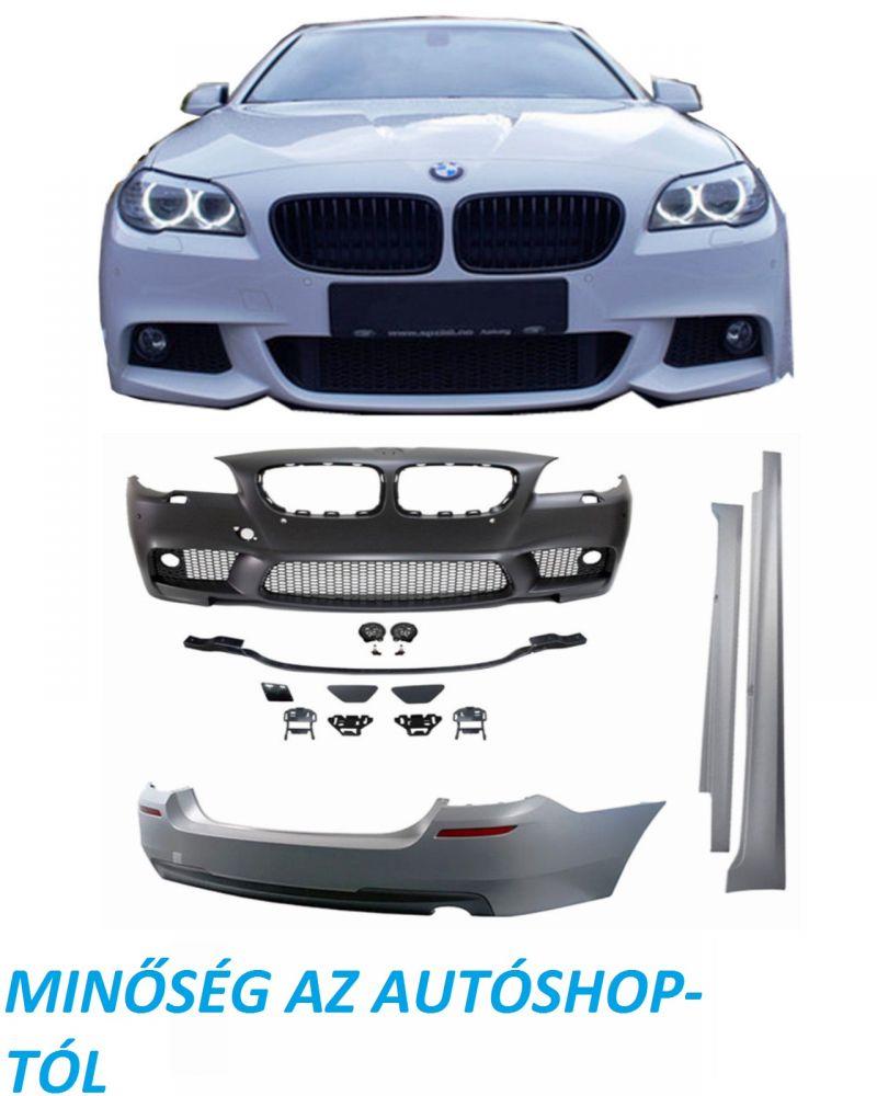 BMW F10,F11  M5 M-TECH   ELSŐ LÖKHÁRITÓ CSOMAG SZETT