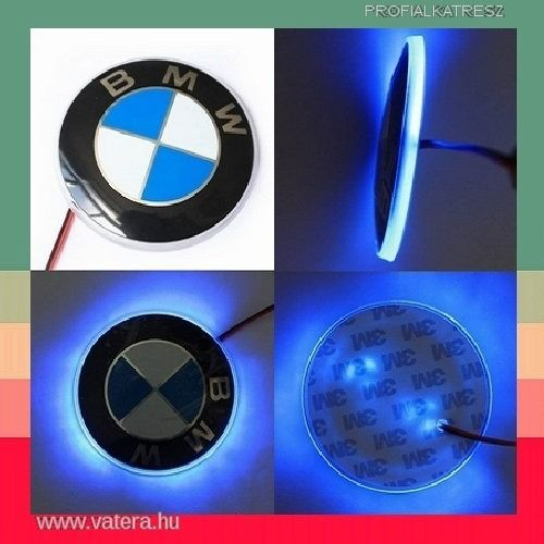 BMW LEDES EMBLÉMA ,E34,E36,E46,E39,E60,E90,E70