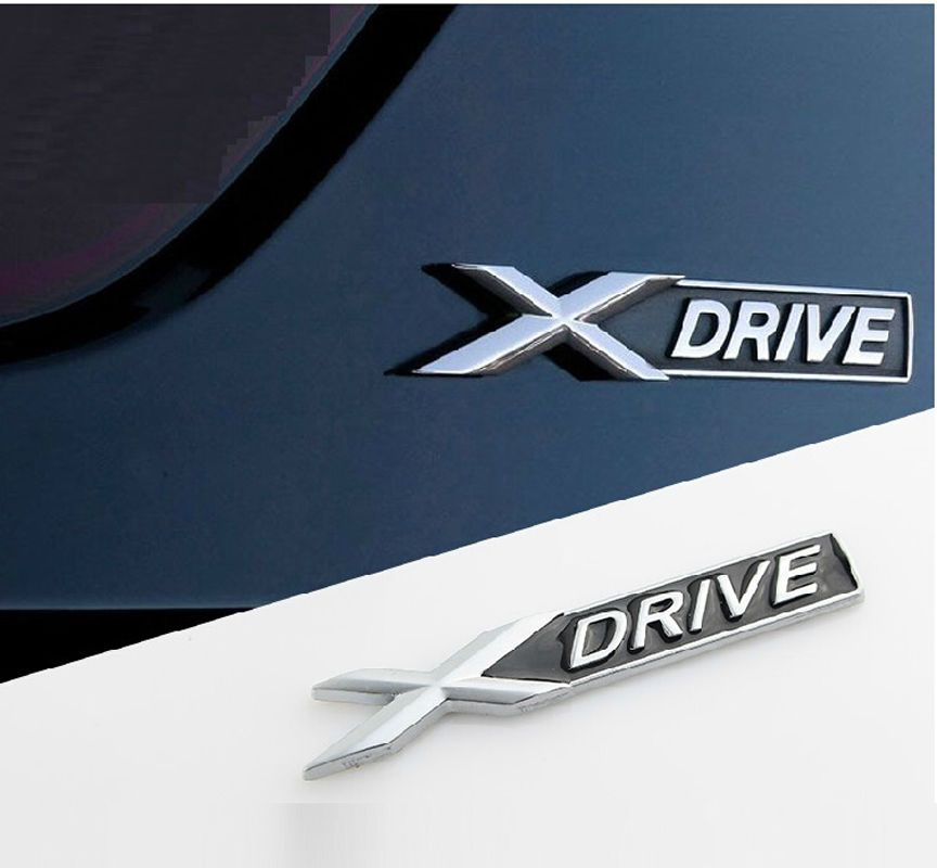 BMW X-DRIVE , XDRIVE X3,X5,E90 EMBLÉMA
