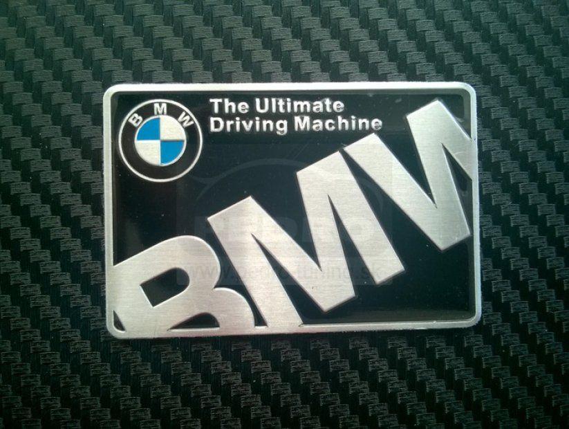 BMW M 5-ÖS EMBLÉMA