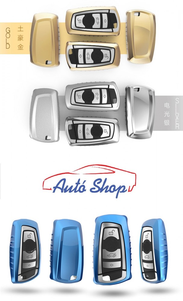BMW KULCS   VÉDŐ BURKOLAT TOK  F10,F01,F13,F20,F30,F25,X3
