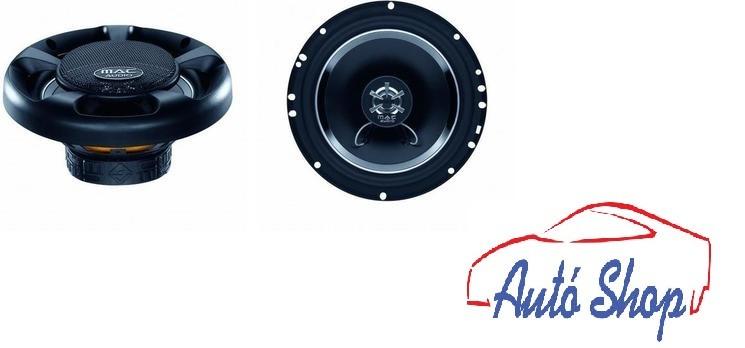 Mac Audio MPExclusive 16.2 autóhangszoró pár, 280/70W, 2 utas, 16,5cm
