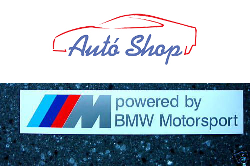 BMW M Power Matrica