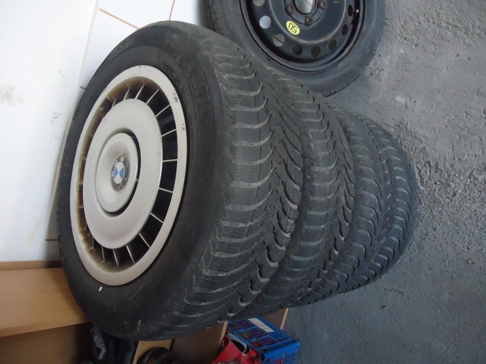 Michelin Alpin 195/65 R15