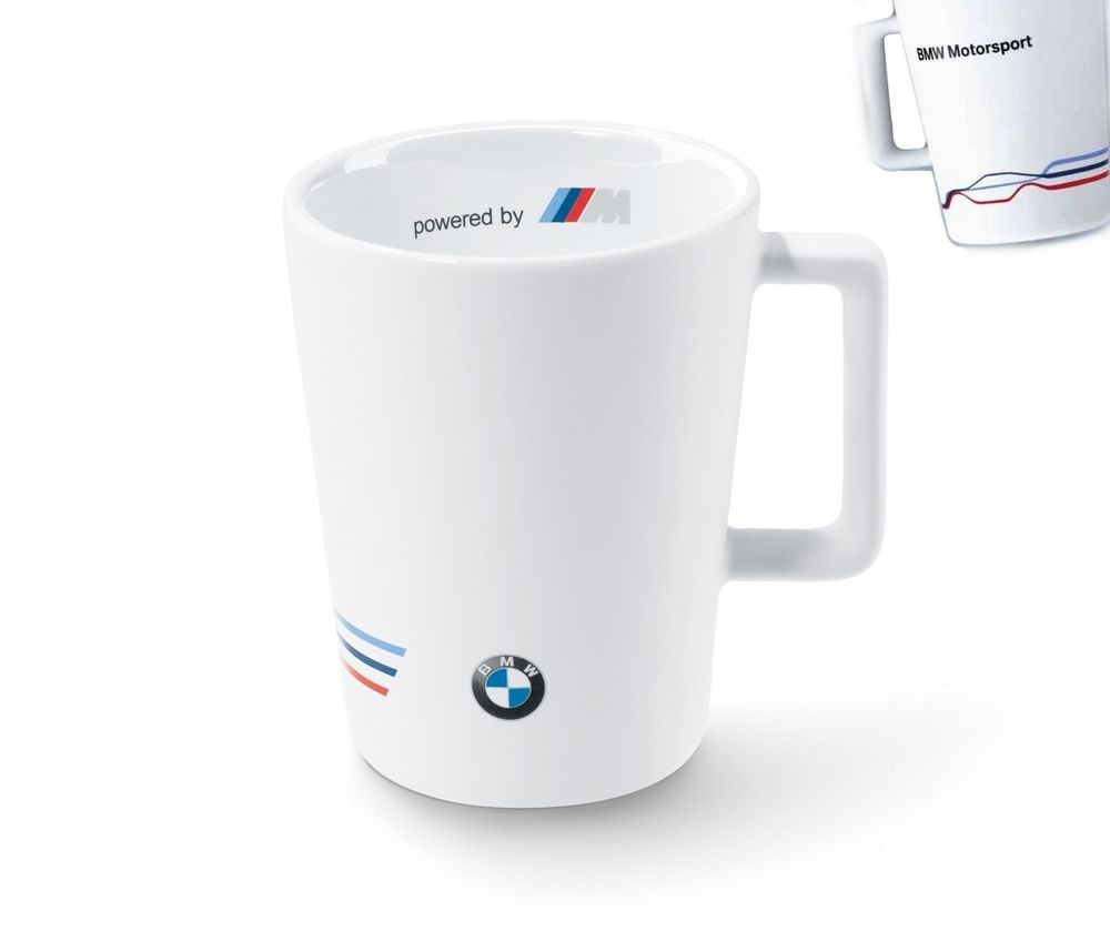 BMW Motorsport bögre