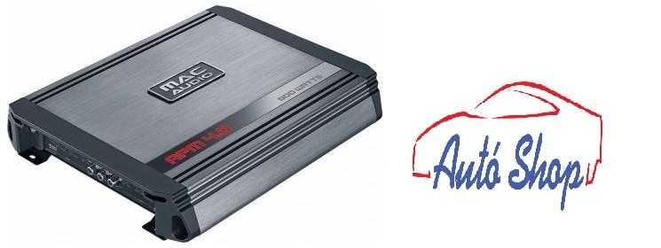 macAudio APM 4.0 4 csatornás sztereó autóerősítő